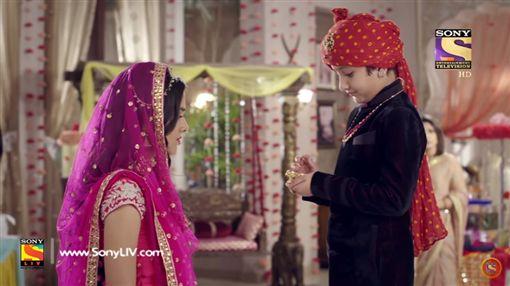 印度「Pehredar Piya Ki」(小丈夫的衛兵)連續劇(圖/翻攝SET India YouTube)