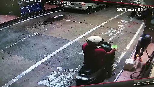 """毒蟲火燒""""ATM""""  胡言亂語稱""""行員阻領鉅款"""""""