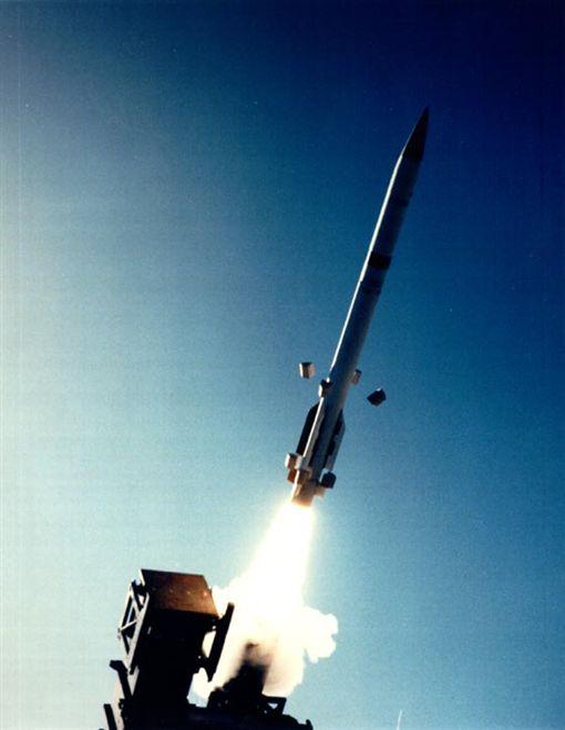 愛國者三型飛彈 PAC-3圖/翻攝自維基百科