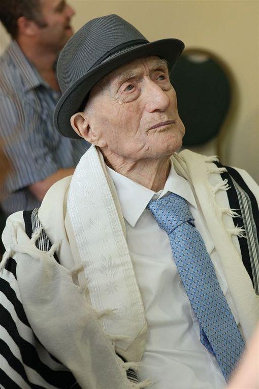 Yisrael Kristal,納粹,猶太,金氏世界紀錄,長壽圖/翻攝自維基百科
