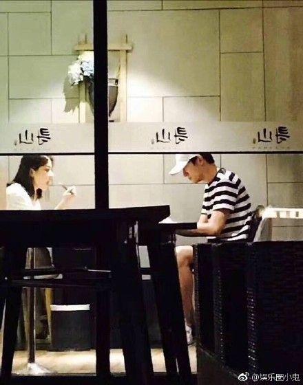 林更新,王柳雯,/翻攝自微博