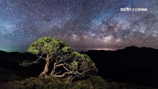 美! 馬國僑生拍台灣星空 景致讓人讚嘆