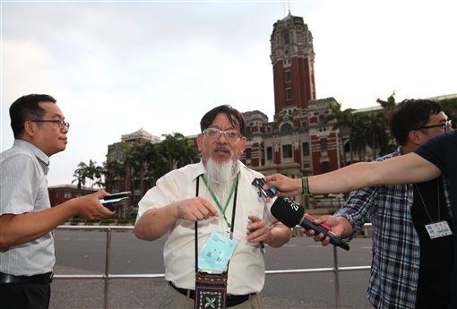 「完全失望!」抗議規則不公 司改委員張靜退出國是會議圖/中央社