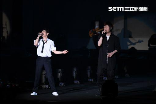 """劉若英""""我敢""""巡演最終場盛大開唱,天團五月天相挺助陣"""