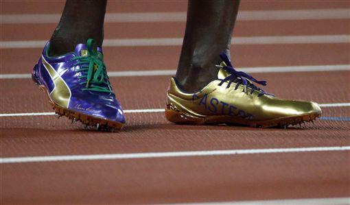 Usain Bolt,波爾特,波特,短跑,田徑,退休圖/美聯社/達志影像