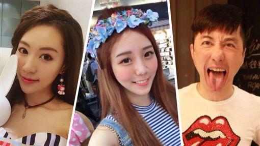 庾澄慶、王瀅、哈林、愷愷/臉書、愷愷IG