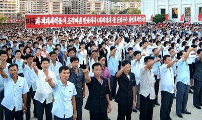 為了對抗美國 北韓稱350萬人從軍圖/翻攝自勞動新聞網