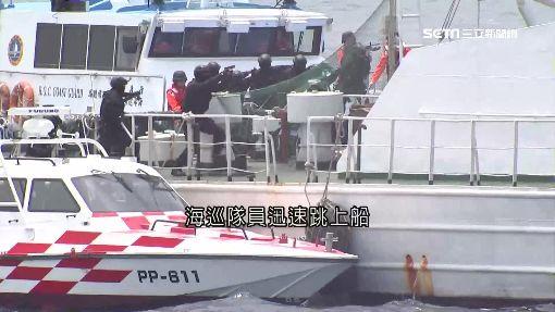 打造第二海軍 海巡艦戰時可換武器上陣 ID-1007895