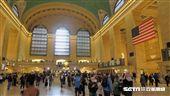 美國紐約中央車站。(圖/記者簡佑庭攝)'