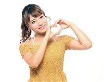 日本AV女優出川南從小就知道如何吸收性愛知識。(記者邱榮吉/攝影)