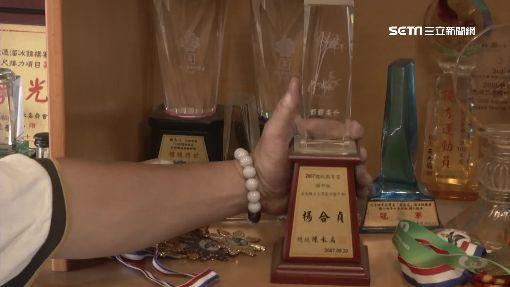 楊合貞奪3金成台南第一人 賴清德讚「可喜可賀」 ID-1022896