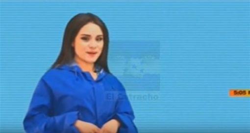 宏都拉斯氣象主播佛蘿蕾斯(Onice Flores)只穿雨衣跟比基尼/youtube ID-1024101
