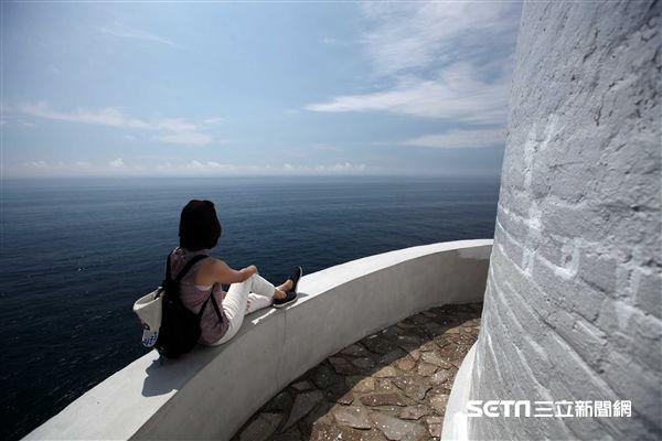 東引燈塔,東湧燈塔,馬祖東引島,台版希臘。(圖/記者簡佑庭攝) ID-1025567.jpg