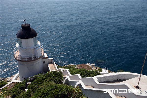 東引燈塔,東湧燈塔,馬祖東引島,台版希臘。(圖/記者簡佑庭攝) ID-1025572.jpg