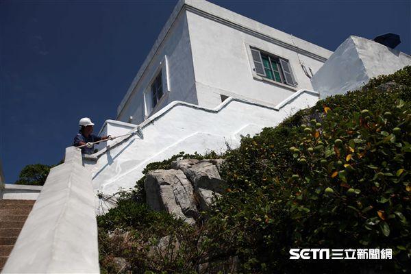 東引燈塔,東湧燈塔,馬祖東引島,台版希臘。(圖/記者簡佑庭攝) ID-1025574.jpg