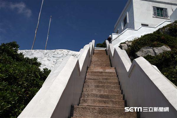 東引燈塔,東湧燈塔,馬祖東引島,台版希臘。(圖/記者簡佑庭攝) ID-1025575.jpg