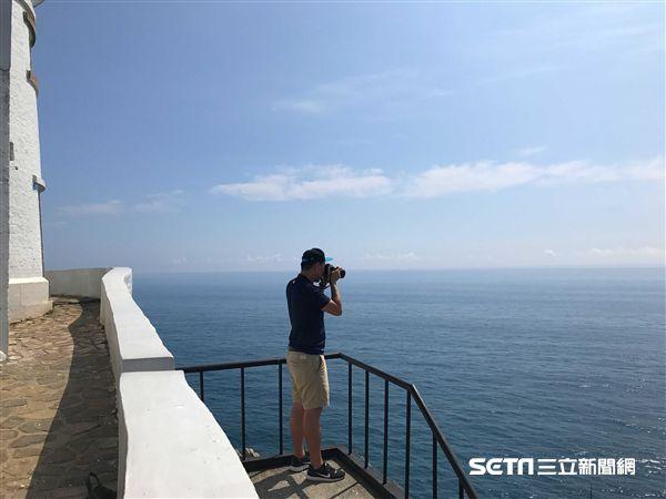 東引燈塔,東湧燈塔,馬祖東引島,台版希臘。(圖/記者簡佑庭攝) ID-1025581.jpg