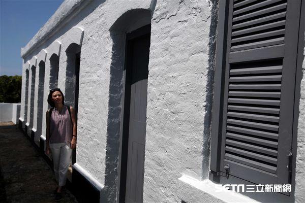 東引燈塔,東湧燈塔,馬祖東引島,台版希臘。(圖/記者簡佑庭攝) ID-1025584.jpg
