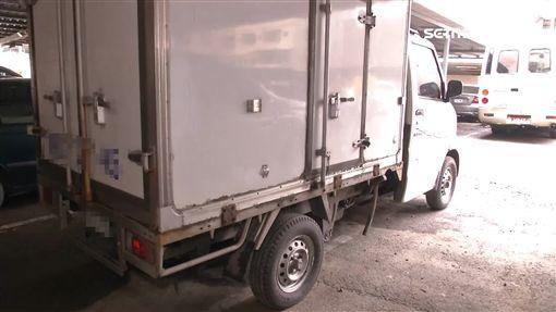 目睹失控衝撞17車 冷凍車英勇攔車阻憾事SOT ID-1037888