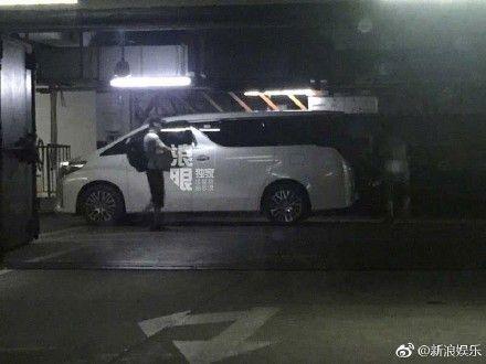 楊坤,搬家,/翻攝自新浪娛樂微博 ID-1042141