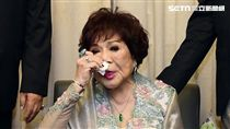 周遊老公出軌記者會/記者邱榮吉攝影
