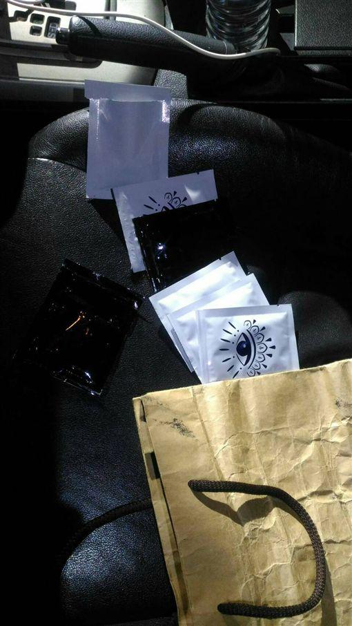 毒品,毒咖啡,show gir,台中,SG,迷姦藥,網友台中市警局保安大隊提供 ID-1048723