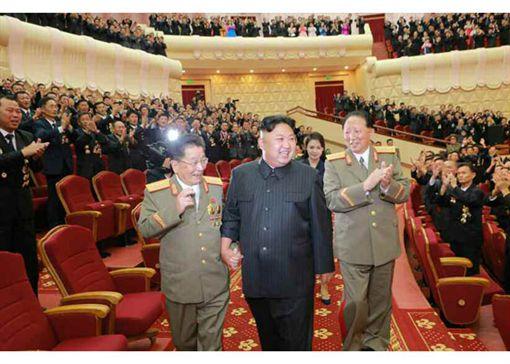 -金正恩-北韓-圖/翻攝自勞動新聞
