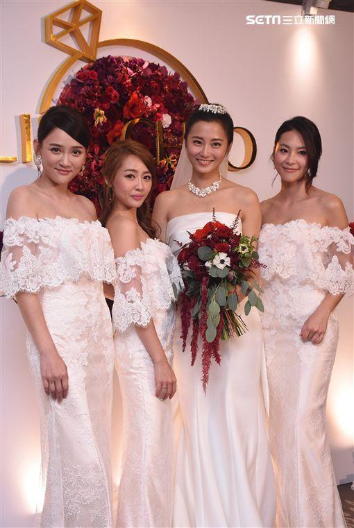 劉亮佐.趙小喬舉辦婚禮,演藝圈好友齊聚祝賀