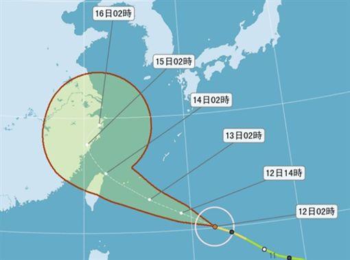 0912天氣(圖/吳德榮提供)