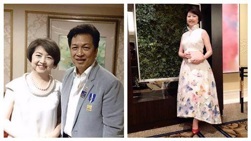 ▲張姓獅奶指控周遊少給她180萬元。(合成圖/翻攝自臉書)
