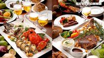 絲路宴「薩爾瓦多美食節」。(圖/六福皇宮提供)