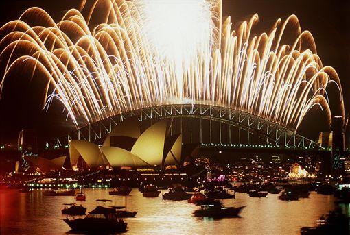 業配/歡送2017、迎接2018雪梨限量跨年行程開賣。