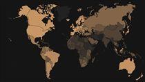世界地圖(圖/翻攝自Passport Index)