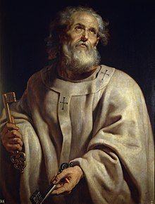 彼得,使徒,基督教(圖/翻攝自維基百科)