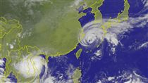 0915衛星雲圖/中央氣象局