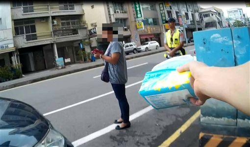 台南 暖警 叫計程車