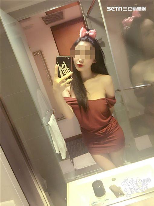 警方破獲泰籍女子應召站,其中變性人「米蘭」為店內紅牌,他還會與恩客自拍性愛影片留念,警方訊後將陳嫌及4名應召女子依社維法及妨害風化罪送辦(翻攝畫面)