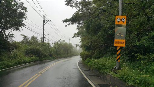 交通警示牌(圖/交通局官網)
