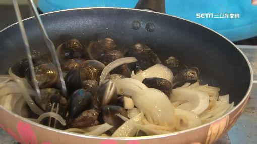 雲文蛤產量剩一成.白蝦一樣慘 中秋價翻倍