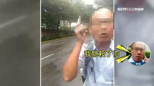 公車乘客槓司機 怒嗆:趕不上面試殺了你!