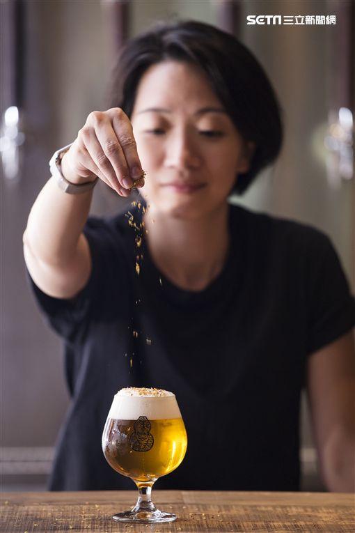 乾杯吧!桂花啤酒搭和牛套餐…今年中秋就吃這個