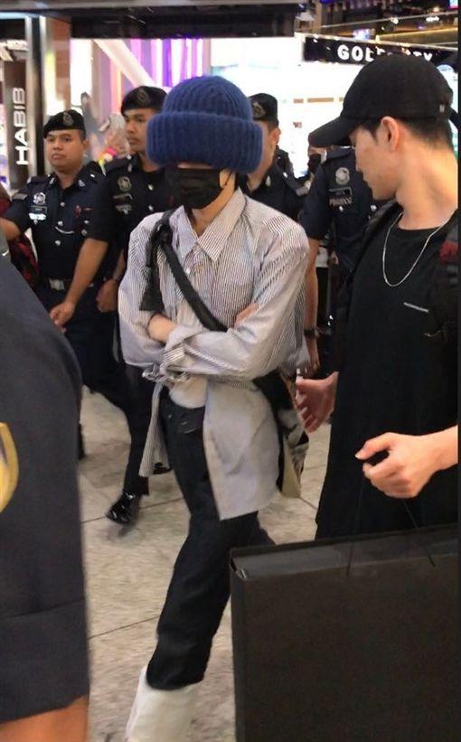 G-Dragon,權志龍,巡迴演唱會,吉隆坡(圖/IME提供)