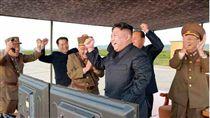 金正恩、北韓領導人/勞動新聞網