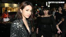 20170920- 蔡依林 蕭敬騰出席快閃主題裝置活動