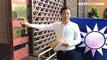 台北市議員鍾小平北檢告李大維。記者潘千詩攝影