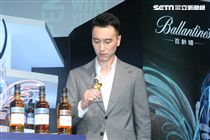 20170922-王陽明出席百齡罈威士忌活動