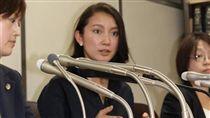 日本28歲女記者詩織/翻攝自日網