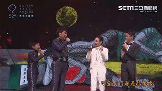 超感動!「國寶級」歌王揭金鐘序幕
