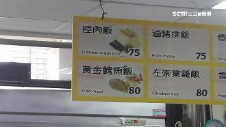 焢肉飯英文這樣翻 學生笑:理組開的