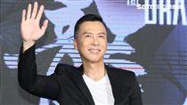 20170926- 甄子丹與老婆汪詩詩出席《追龍》首映會